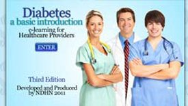 NDHN – Northern Diabetes Health Network e-learning Example