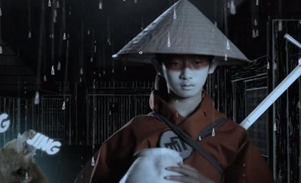 Junko's Shamise - award winning short film production toronto 2010