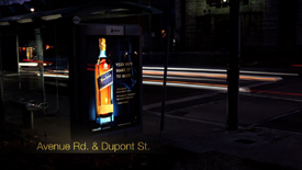 Johnnie Walker Blue Label - Corporate video production in toronto