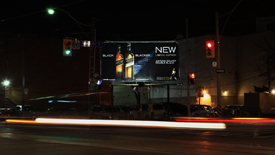 Johnnie Walker Double Black Launch Campaign 2011/2012 Corporate Video Production in Toronto