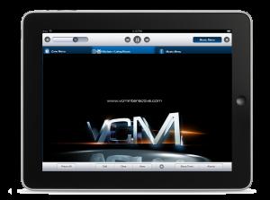 VCM iPad