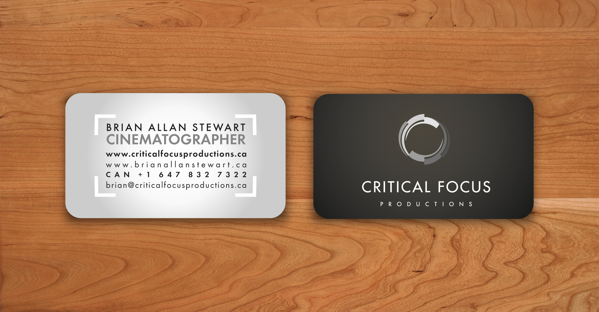 gra nt design business cards