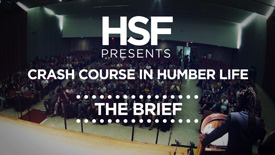 Humber Students' Federation Promo Video - ABOUT US