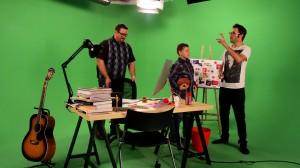 KKP Production still - on set