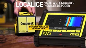 Sensors & Software: Conquest 100 Spanish ver