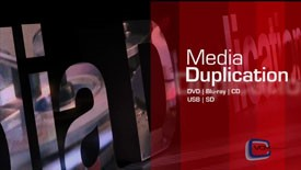 VCM Media Duplication Services Promo