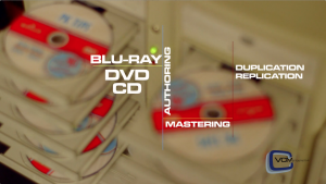 DVD Duplication Toronto