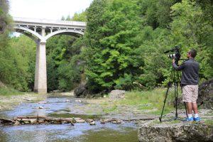 Toronto Videographer daylight filters