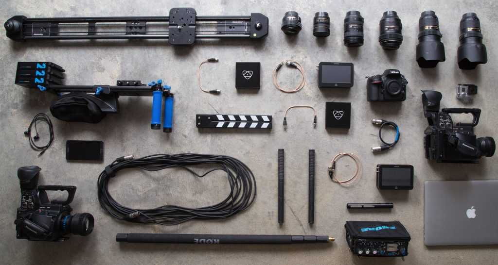 Toronto Videographer - equipment