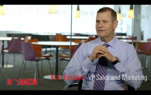 Corporate video production toronto - Morningstar VP interview