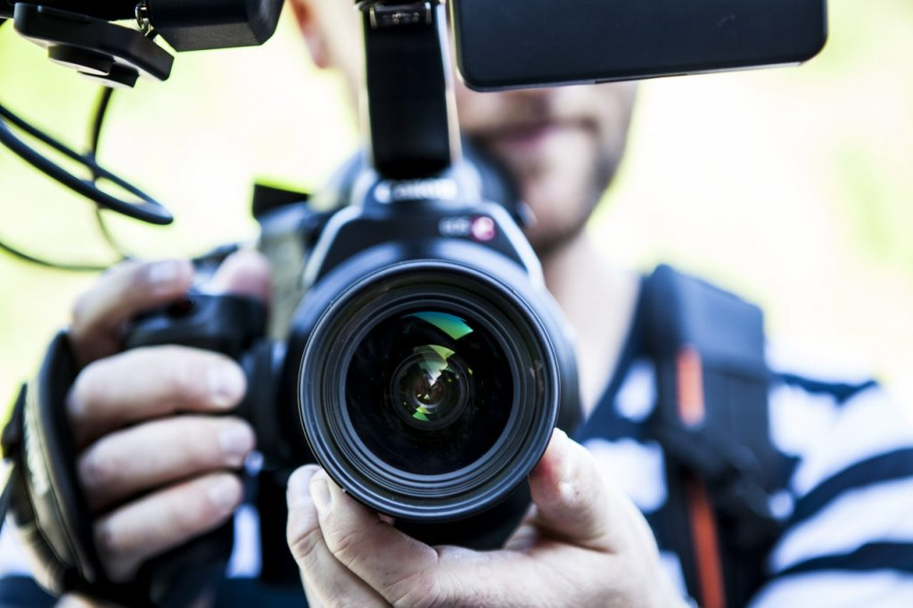 Professional Videographer Toronto - Crafting the Perfect Video for your Target Audience
