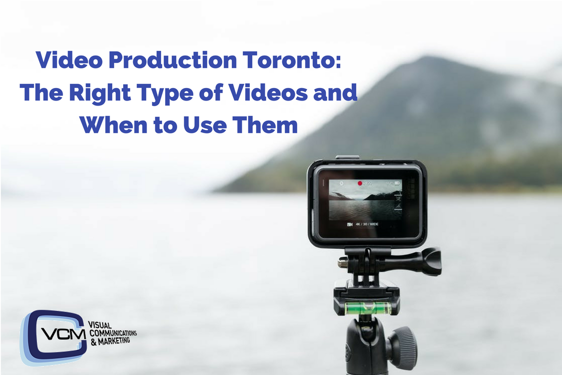 Video Production Toronto