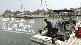 Bluffers Park Marina Services Video