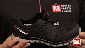 Mister Safety Shoes Product Review – Reebok Work Sublite
