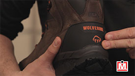 Mister Safety Shoes Product Review – Wolverine's Glacier