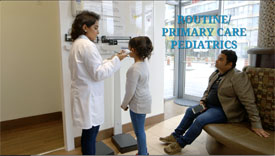 Urgent Pediatric Care Walk-in Clinic Promo Video