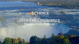 Choice Hotels 2018 Fall Conference