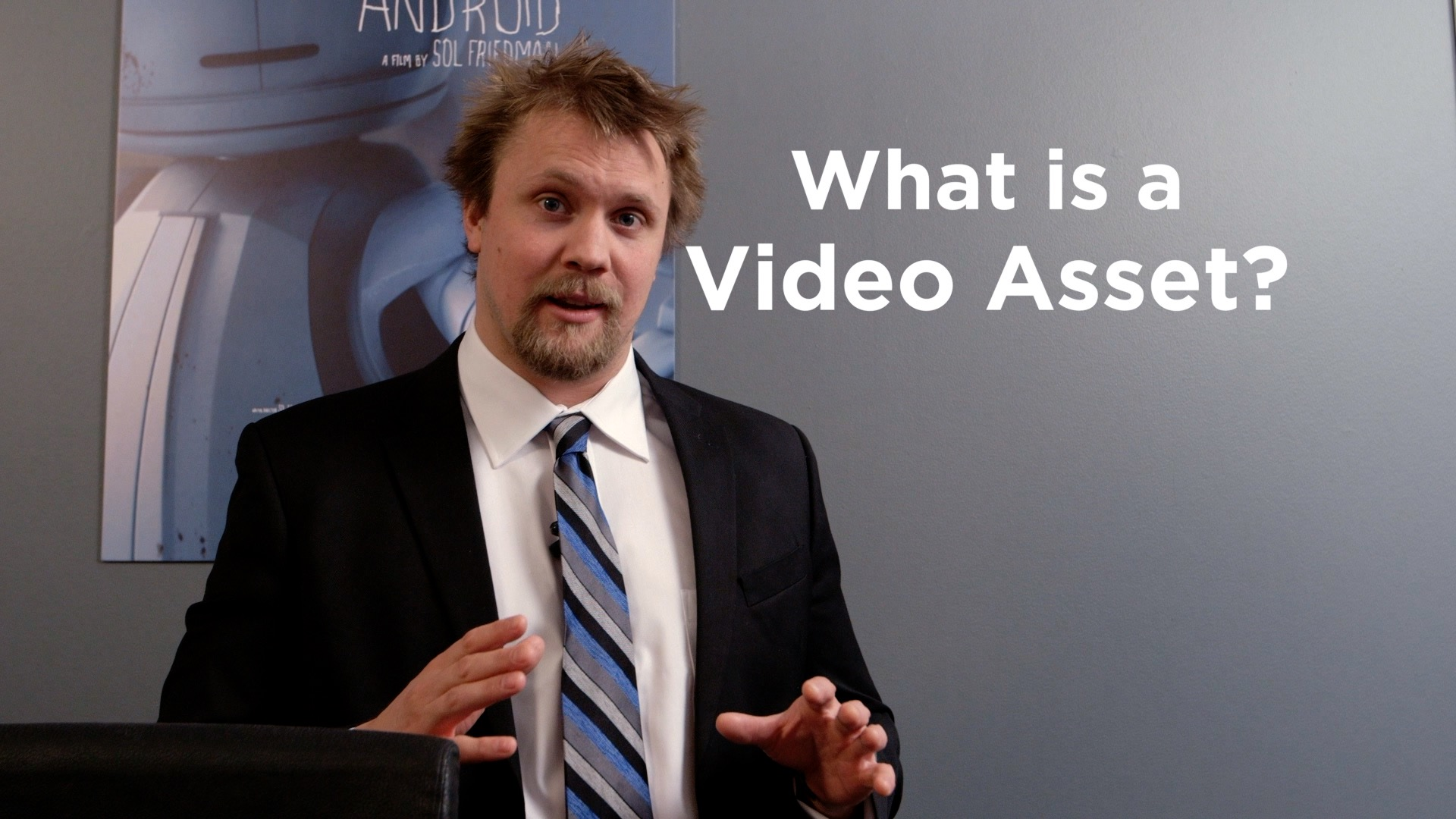 What is a Video Asset - Video Production Toronto