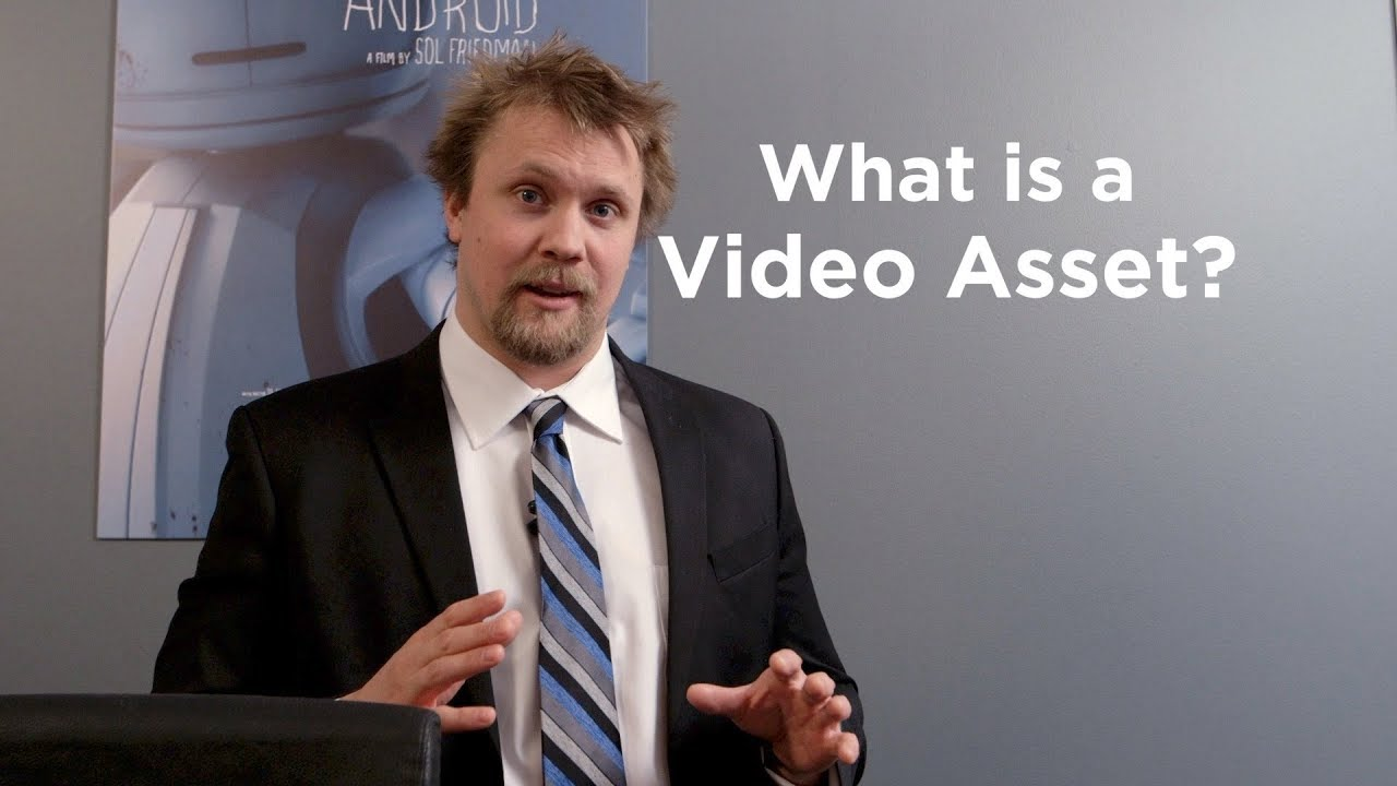 What is a Video Asset?
