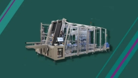 Mpac ALISIO Automated Packaging Machine promo video